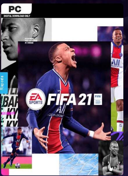 Fifa 21 pc Game