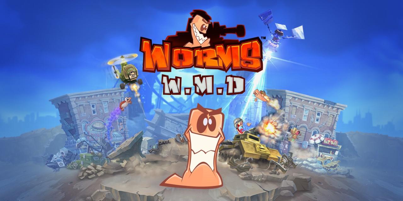 Worms W.M.D Nintendo Switch