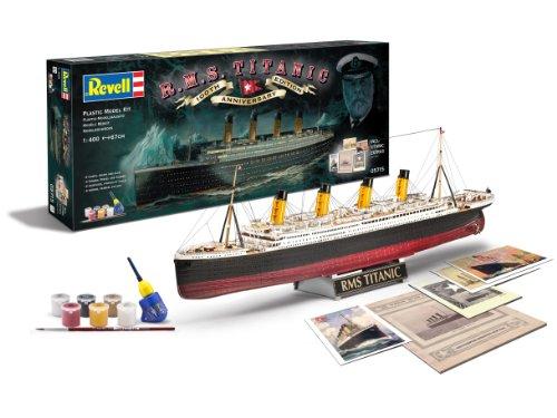 Modellino Titanic Special Edition