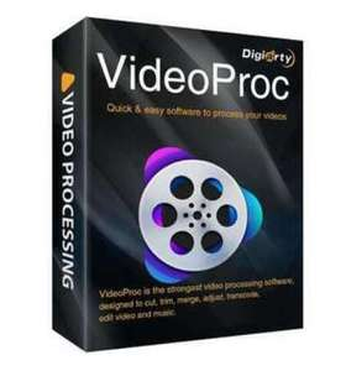 VideoProc Editor Video GRATIS