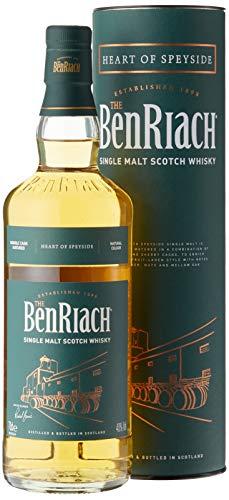 Benriach Heart Of Speyside Single Malt Scotch Whisky - 700 Ml