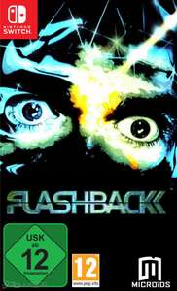 Gioco Flashback per Nintendo Switch