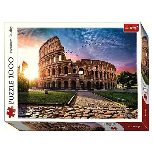 Puzzle Colosseo Roma 1000Pz