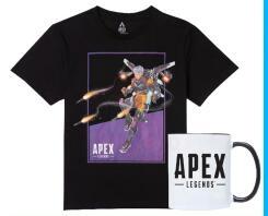 APEX LEGENDS T-shirt + Tazza Zavvi