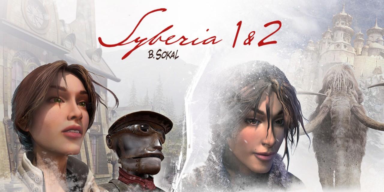 Syberia 1 & 2 Nintendo Switch