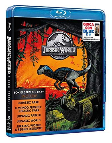Jurassic 5 Movie Collection (Box 5 Br)