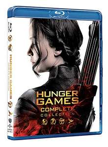 Hunger Games (Collection) (Box 4 Br)