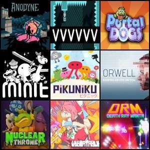 Bundle 1020 giochi Indie