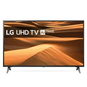 "LG 49UM7000PLA TV 124,5 cm (49"") 4K Ultra HD Smart TV Wi-Fi Nero"
