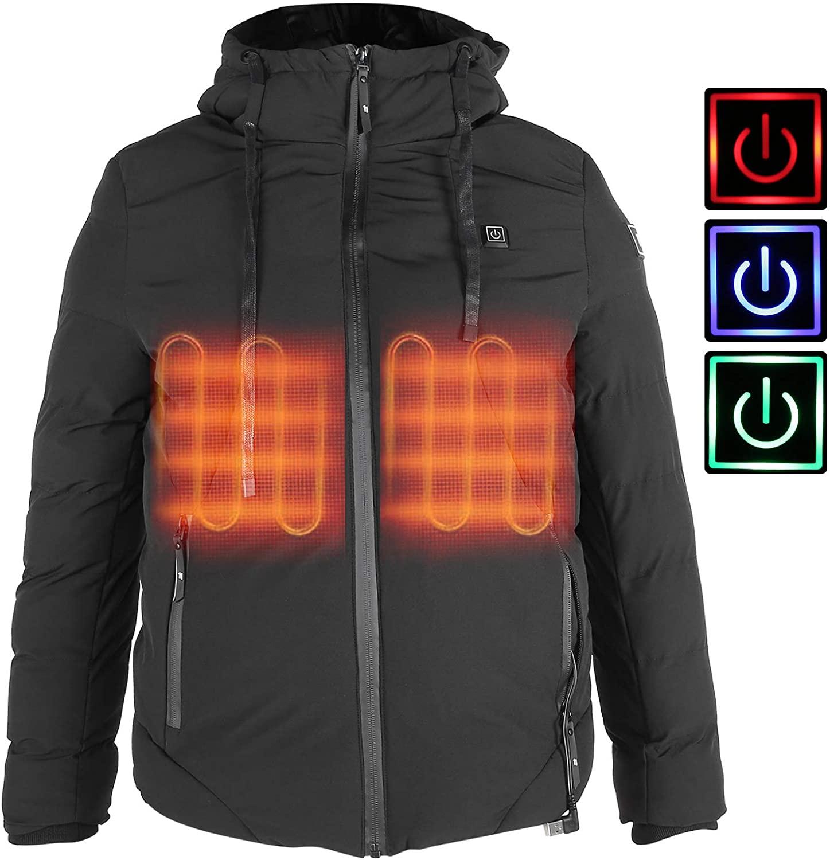 Giacca riscaldata Electric Soft Shell - Taglia L