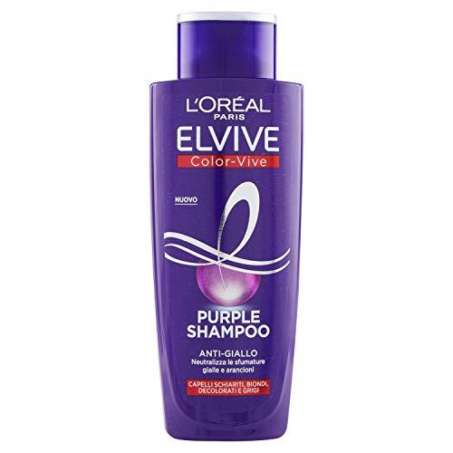 L'Oréal Paris Shampoo Color Vive Purple