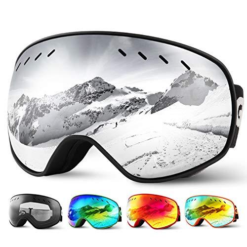Maschera da SciAntivento Protezione UV400