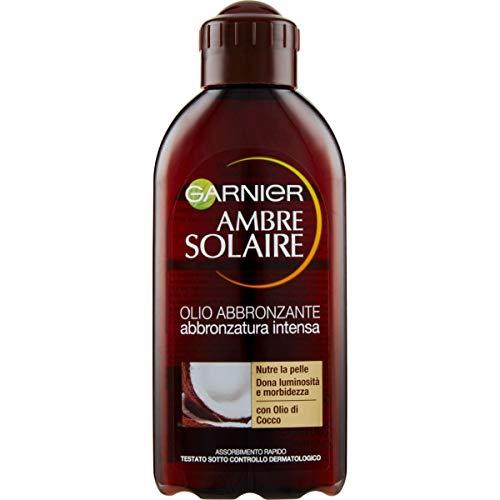 Abbronzante Garnier Ambre Solaire Olio