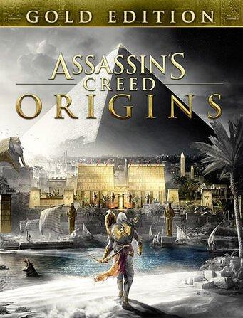 Assasin's Creed Origins - Gold Edition - Per PC