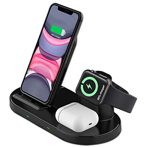 Supporto Caricatore Wireless 3 in 1