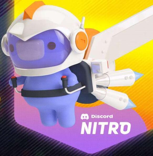 3 Mesi di Discord Nitro (Epic Games) Gratis