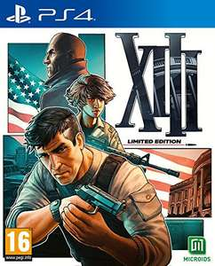 Xiii : Limited Edition - PlayStation 4