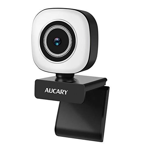 2K Webcam 1080p con microfono