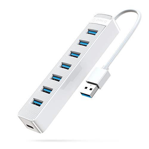 Hub USB 3.0 Alimentato 7-porte