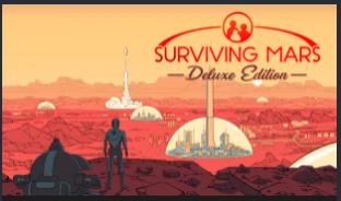 Surviving Mars Deluxe Edt Pc GRATIS