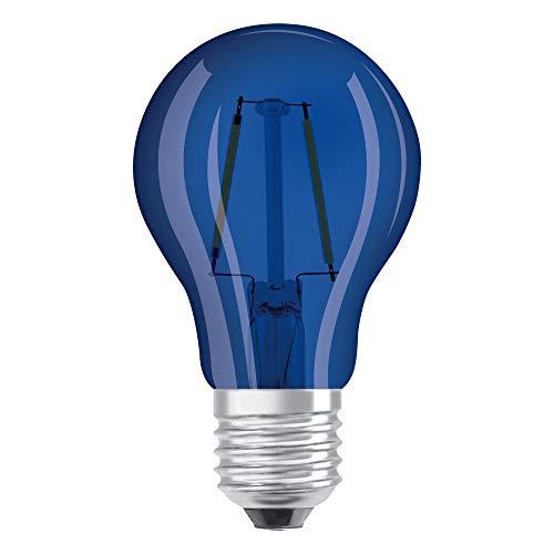 OSRAM STAR DECO CLASSIC A Lampadina LED, Attacco: E27, 2200 K, 2.50 W, Equivalenti a 20 W