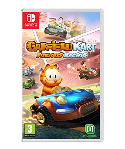 Garfield Kart Furious Racing - Nintendo Switch