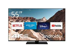 """Nokia Smart TV 5500A 55"""" 4K Ultra HD Android TV"""