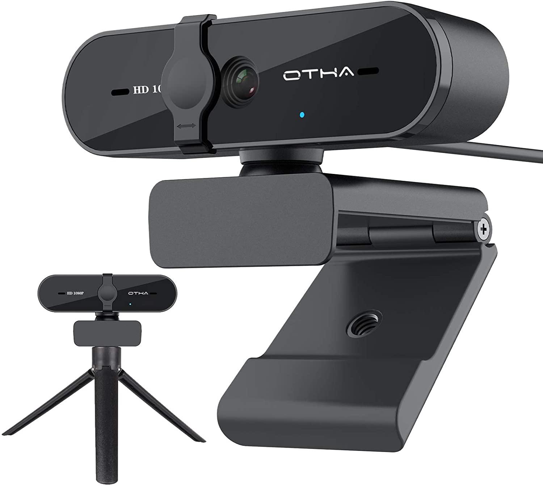Webcam 1080p + Treppiede 5.3€