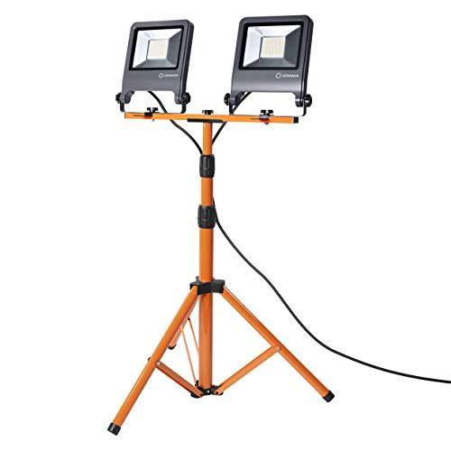 Ledvance Worklights Proiettore da Officina Tripod 2X50W