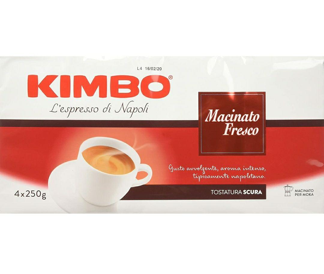 Caffè Kimbo Macinato 1 Kg