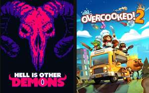 Epic Games - Giochi PC Gratis : Hell is Other Demons & Overcooked! 2