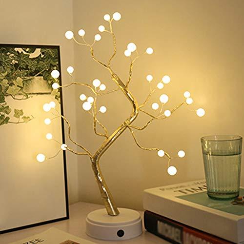 Bonsai decorativo 36 LED
