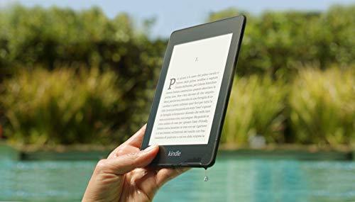 """Kindle Paperwhite resistente all'acqua da 6"""" 8 GB con pubblicità"""