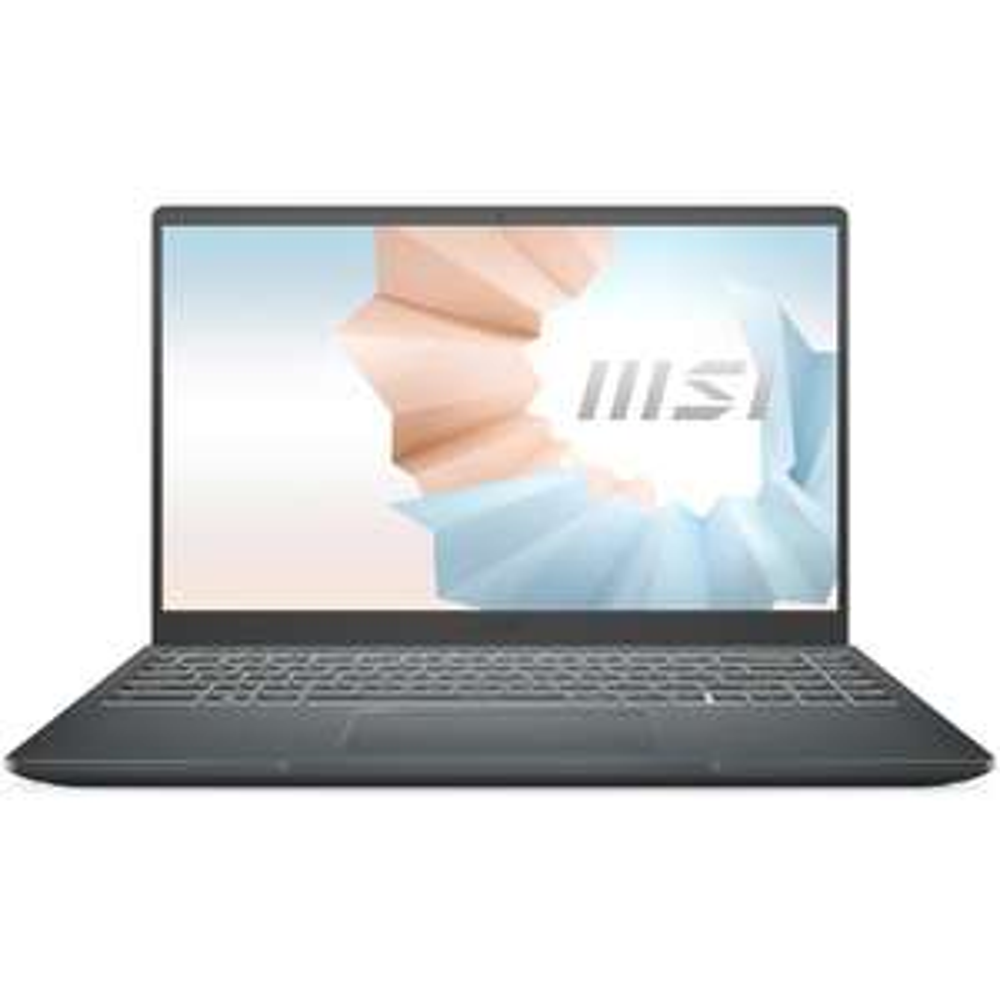 "Portatile MSI Modern 14"" Full HD Intel Core i3-1115G4 Ram 8 GB SSD 256 GB"
