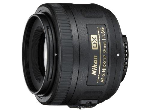 Nikon Obiettivo Nikkor AF-S DX 35 mm f/1.8G