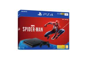 Playstation 4 + Marvel's Spider-Man