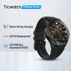 TicWatch S2 Android Wear OS