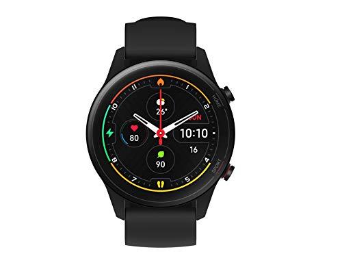 Xiaomi Mi Watch, Orologio Smart, Display AMOLED HD 1.39'', Fino a 16 giorni di autonomia, GPS integrato, 117 modalità fitness