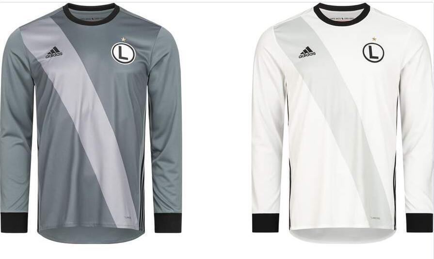 Legia Varsavia Maglia Adidas da Calcio per trasferta