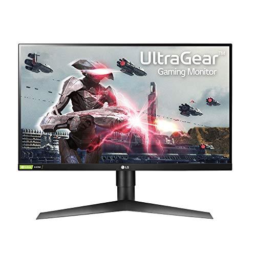 "LG 27GL650 UltraGear Gaming Monitor 27"" FullHD IPS HDR 144 Hz"