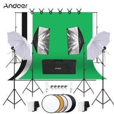 Set Fotografico Professionale Andoer