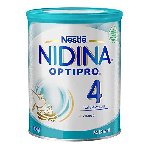 Errore: 6x800gr NESTLÉ NIDINA OPTIPRO 4 da 24 Mesi Latte di Cescita