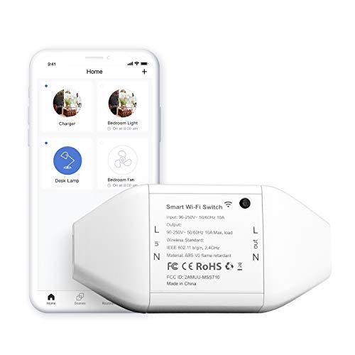 Interruttore Smart Alexa-Google-IFTTT