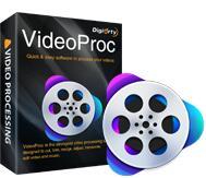 VideoProc Editor Video GRATIS per PC & Mac (Licenza a Vita)