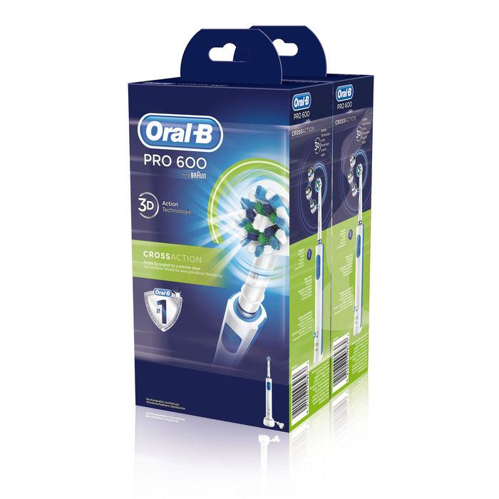 Oral B Pro 600 Bipacco