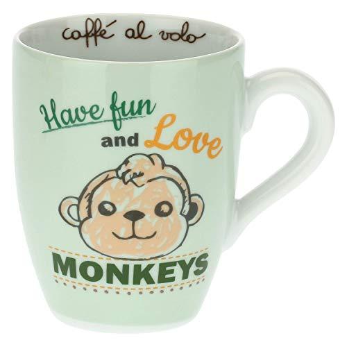 THUN ® - Mug per tè, caffè, tisana a Tema Animali
