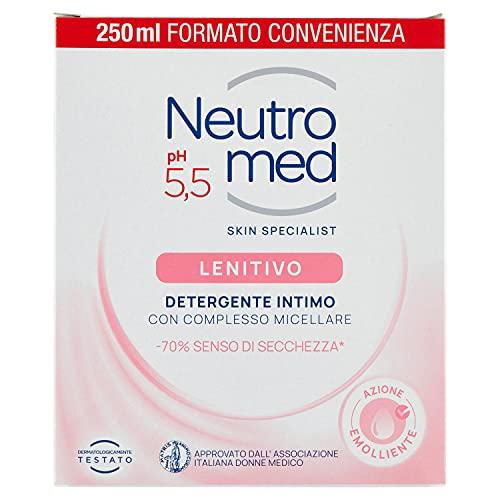 Neutromed Detergente Intimo Lenitivo, 250ml