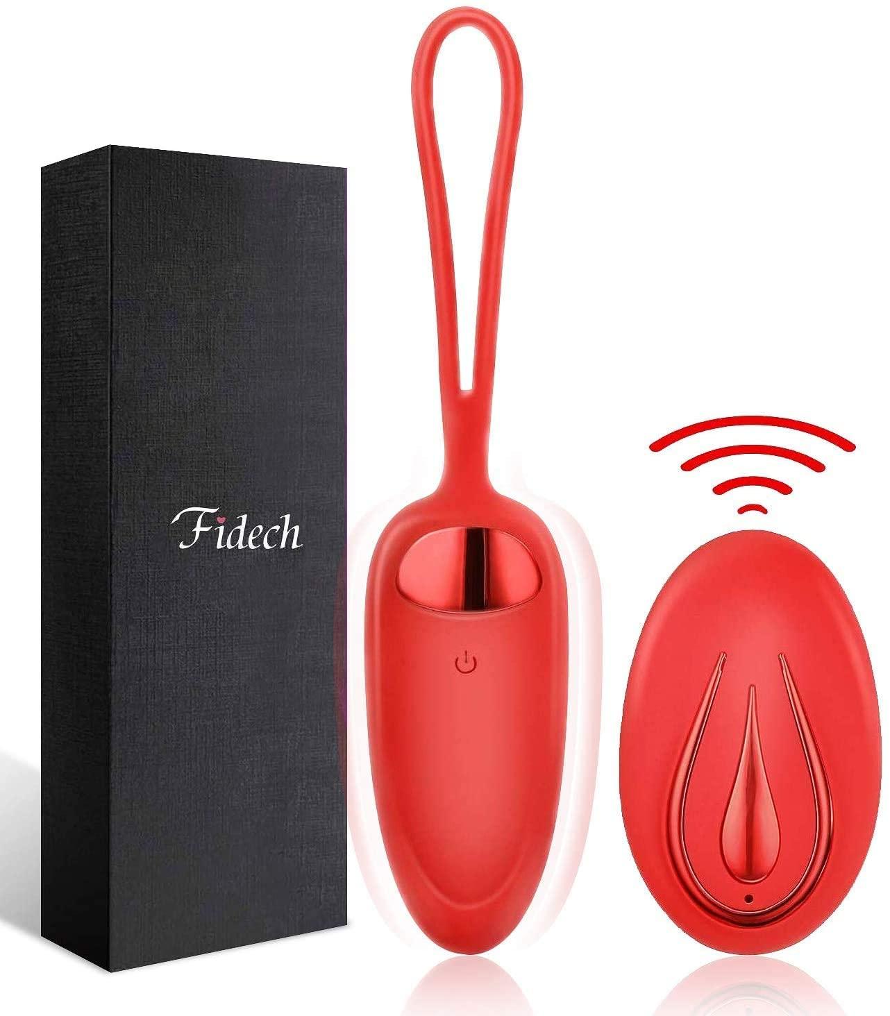 Vibratore con Telecomando 4.9€