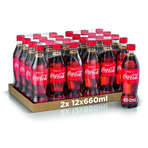 Coca-Cola Original Taste 660 ml x24