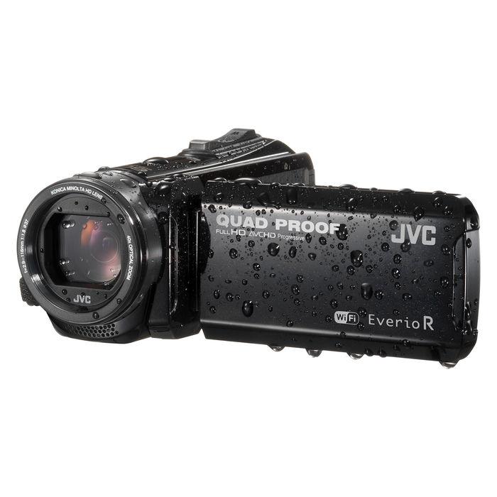 Videocamera impermeabile JVC GZ-RX601BEU